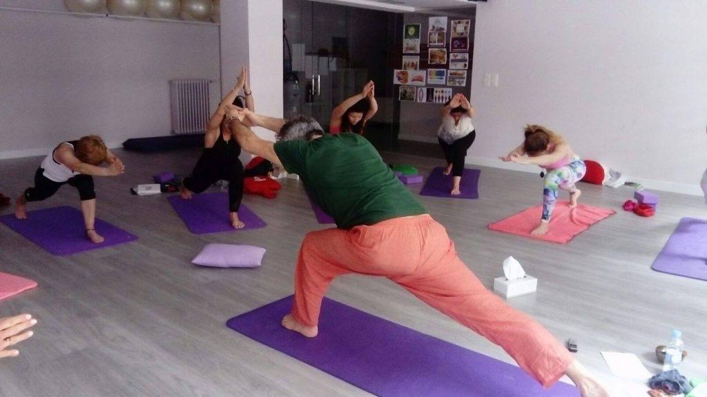 Curso Formación Profesores de Yoga en zaragoza
